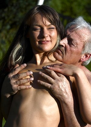 Free Teen and Oldman Pictures